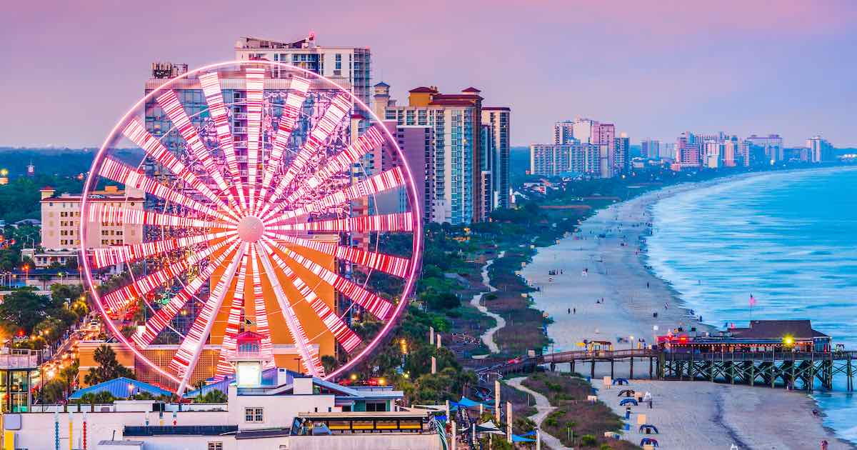 Things To Do In Myrtle Beach Sc In December 2019